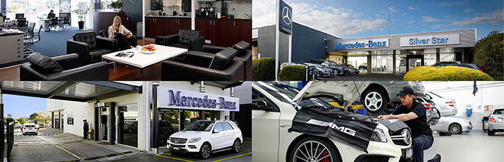 Our service parts centres mercedes benz silver star Silver star motors doncaster